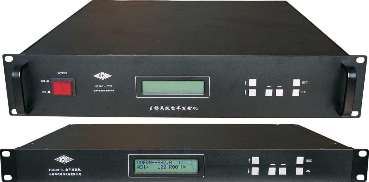 HS8001车载型非视距移动微波